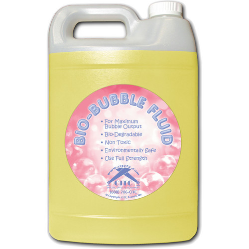 CITC Bio-Bubble Fluid (1 Gallon, Bottle)