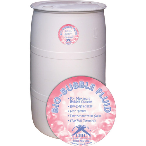 CITC Bio-Bubble Fluid (55 Gallons, Drum)
