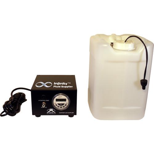 CITC Fluid Supplier with High-Pressure Pump