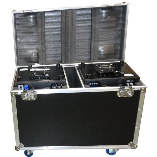 CITC Double Road Case for Two Maniac LED Foggers