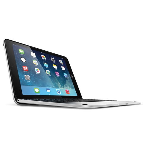 ClamCase ClamCase Pro for iPad Air (White / Silver)