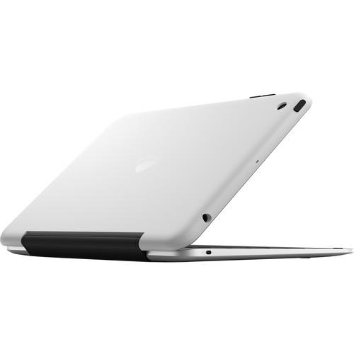 ClamCase ClamCase Pro for iPad mini 1, 2, 3 (White / Silver)