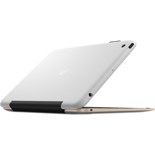 ClamCase ClamCase Pro for iPad mini 1, 2, 3 (White / Gold)