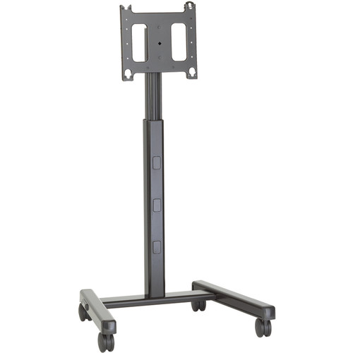 "ClaryIcon Mobile Cart for 70 to 90"" Display"