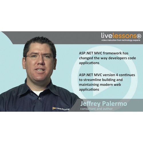 Class on Demand ASP.NET MVC 4 LiveLessons (Streaming Video)