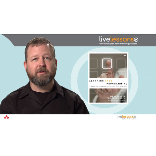 Class on Demand Learning iPad Programming LiveLessons (Download)