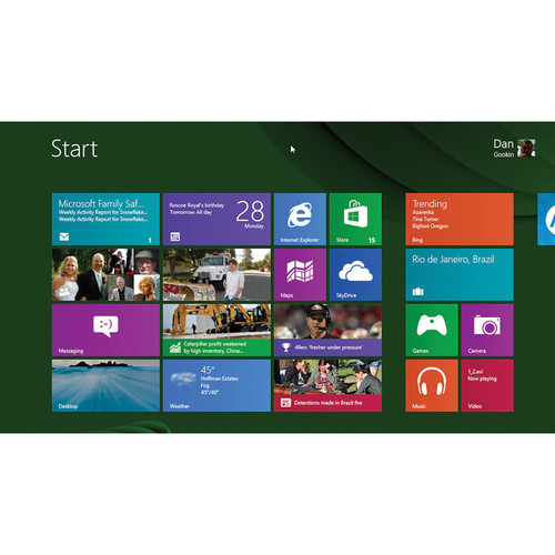 Class on Demand Video Download: Getting Started with Windows 8
