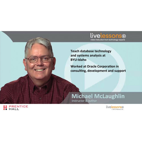 Class on Demand Introduction to Oracle 11g Database Administration LiveLessons (Download)