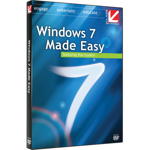 Class on Demand Video Download: Windows 7 Made Easy