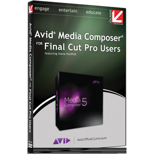Class on Demand Video Download: Avid Media Composer for Final Cut Pro Users