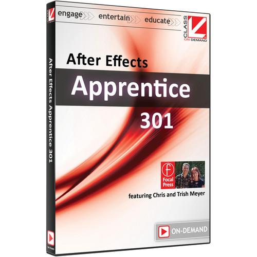 Class on Demand Video Download: After Effects Apprentice 301 (CS5 & CS6)