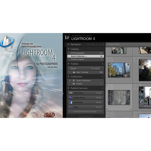 Class on Demand Video Download: Lightroom 4 Signature Training