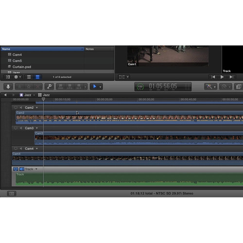 Class on Demand Online Training: Comprehensive Training for Final Cut Pro X
