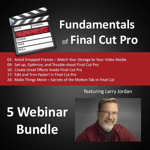 Class on Demand Video Download: Fundamentals of Final Cut Pro