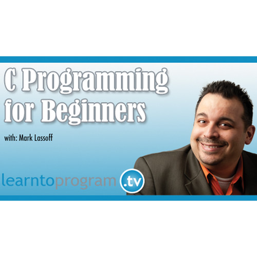 Class on Demand C Programming for Beginners (Streaming Video)