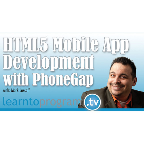 Class on Demand Video Download: HTML5 Mobile App Development with PhoneGap