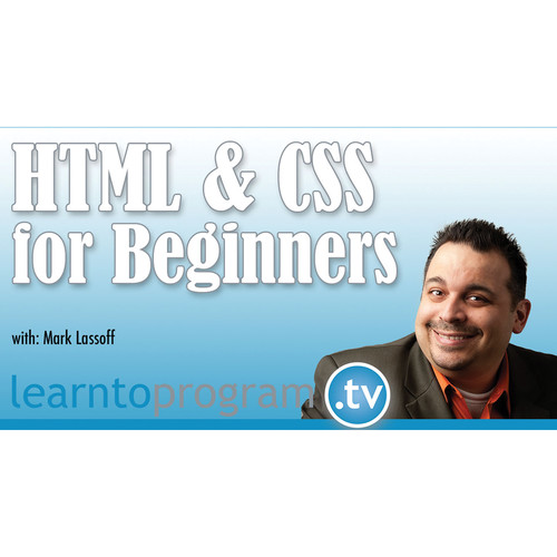 Class on Demand HTML and CSS for Beginners (Streaming Video)