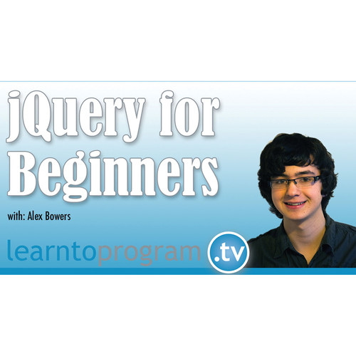 Class on Demand Video Download: jQuery for Beginners
