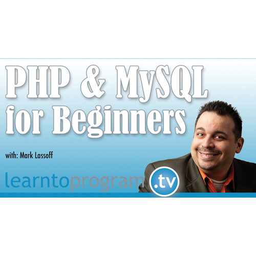 Class on Demand Video Download: PHP and MySQL for Beginners