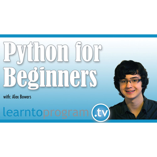 Class on Demand Video Download: Python for Beginners