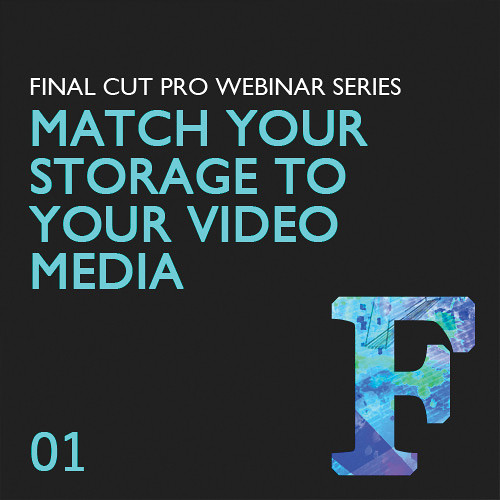 Class on Demand Video Download: Match Your Storage to Your Video Media