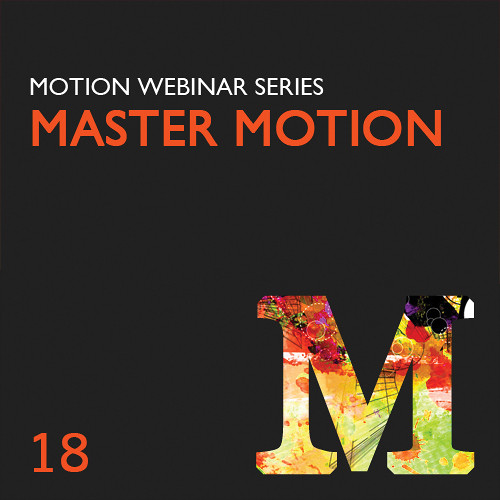 Class on Demand Video Download: Master Motion: Even If Motion Graphics Scare You