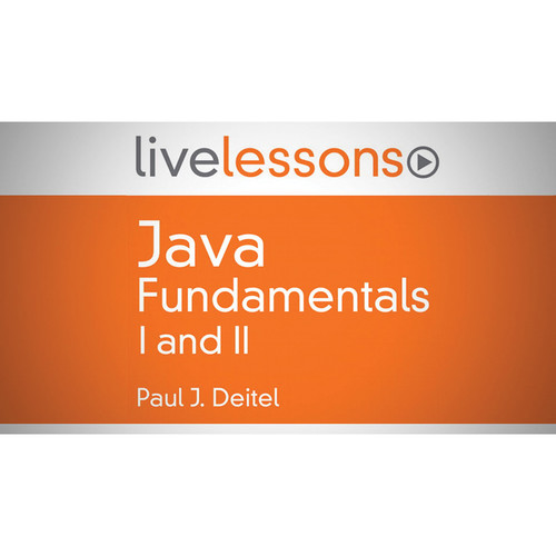 Class on Demand Video Download: Java Fundamentals I and II