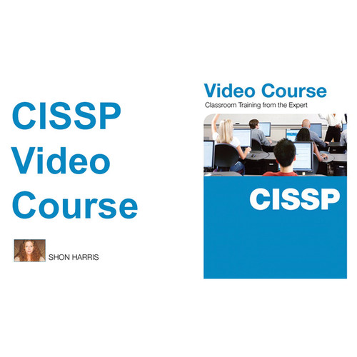 Class on Demand Video Download: CISSP Video Course