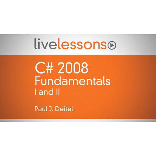 Class on Demand Video Download: C# Fundamentals I & II