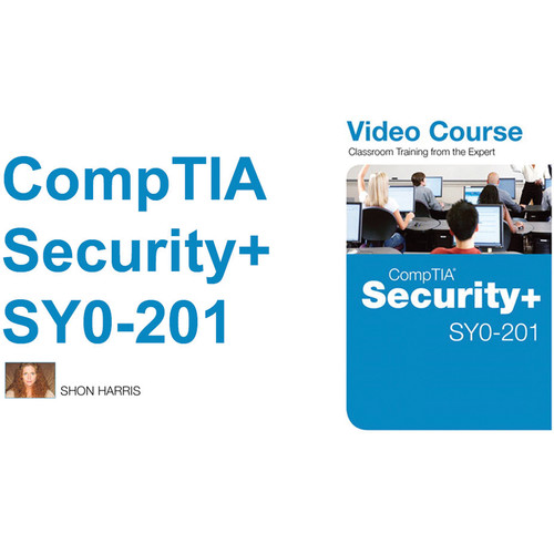 Class on Demand CompTIA Security+ SY0-201 (Online Streaming)