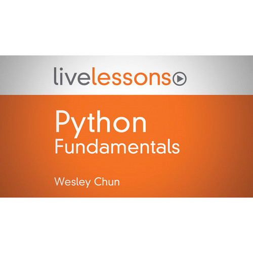 Class on Demand Video Download: Python Fundamentals