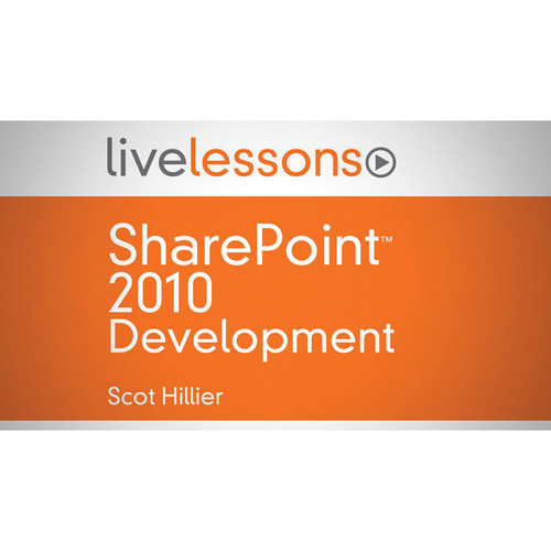 Class on Demand SharePoint 2010 Development: 10 Solutions Every SharePoint Developer Should Know How to Create (Online Streaming)
