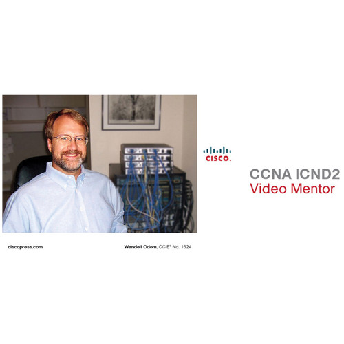 Class on Demand CCNA Video Mentor (Streaming Video)