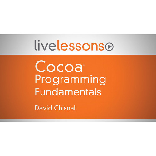 Class on Demand Video Download: Cocoa Programming Fundamentals