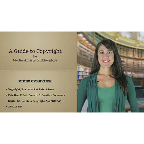 Class on Demand Video Download: A Guide to Copyright for Media Artists and Educators