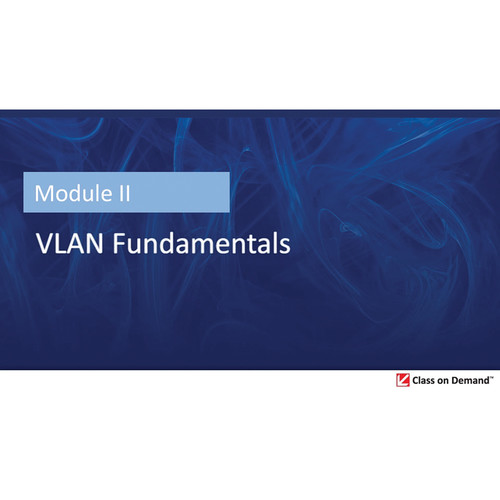 Class on Demand Video Download: Integrating an HP and Cisco Network | Module 2
