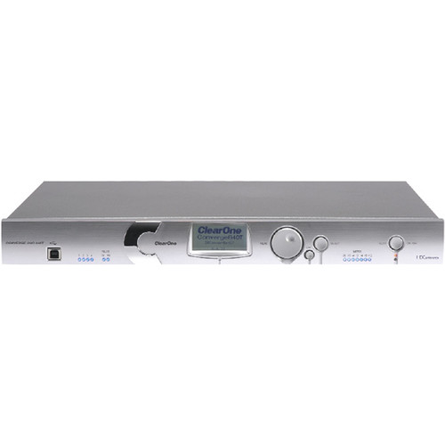 ClearOne Converge Pro 840T Professional Conferencing System with Telephone Interface & Speaker Amplifier