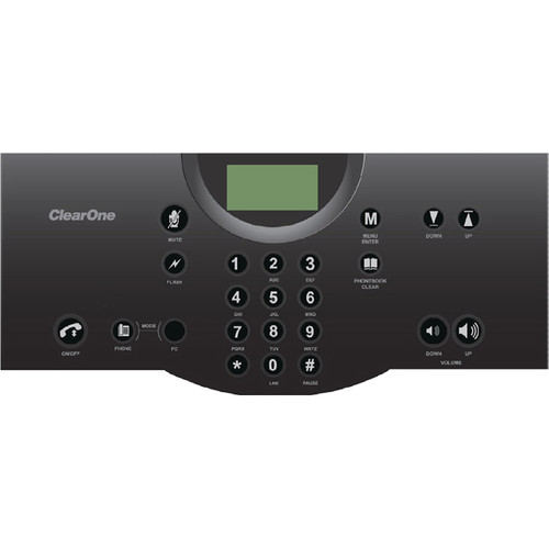 ClearOne INTERACT 2.4 GHz Wireless Dialer