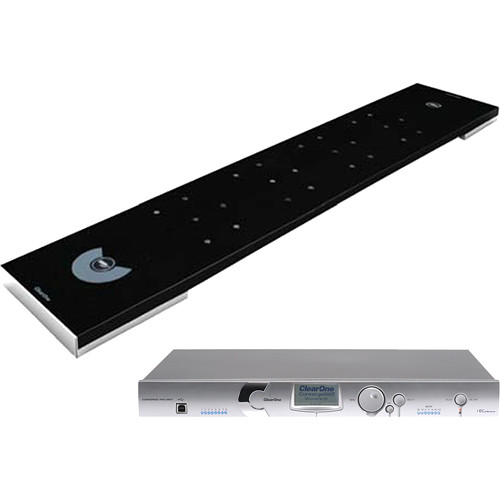ClearOne Virtual Bundle #2 - Converge Pro 880T & Ceiling Microphone Array with XLR-M Connection