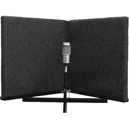 ClearSonic MB2-2D SORBER Microphone Baffle Kit (Dark Gray)