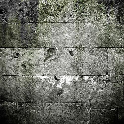 Click Props Backdrops Stone Floor Backdrop (5 x 5')