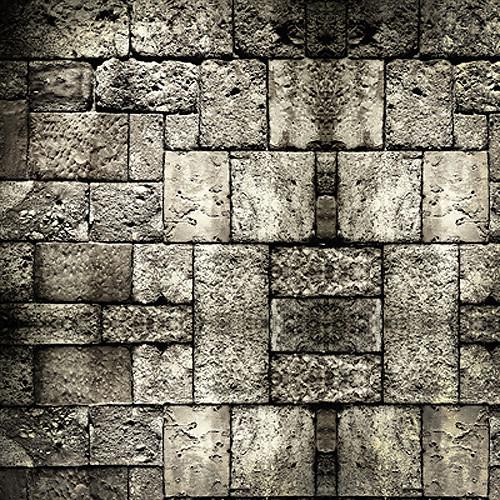 Click Props Backdrops Stone Floor Smaller Backdrop (5 x 5')