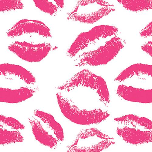 Click Props Backdrops Kiss Backdrop (5 x 5')
