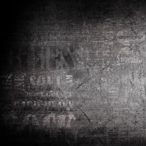 Click Props Backdrops Steel Stencil Backdrop (5 x 5')