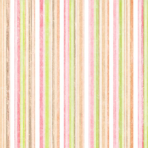 Click Props Backdrops Pastel Stripes Backdrop (5 x 5')
