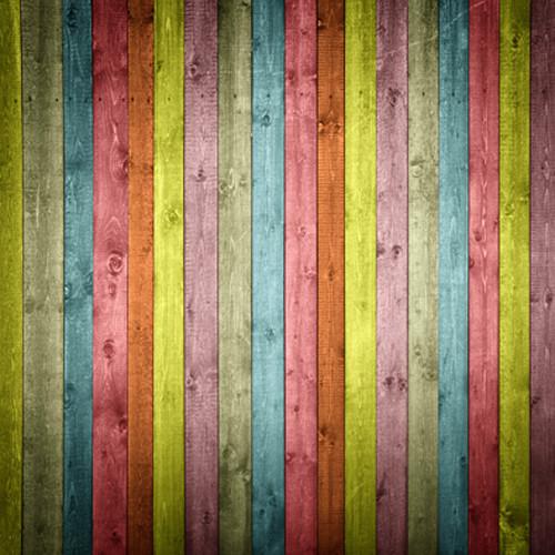 Click Props Backdrops Coloured Wood Backdrop (5 x 5')