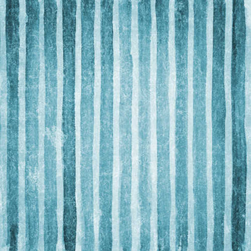 Click Props Backdrops Saphire Stripe Backdrop (5 x 5')