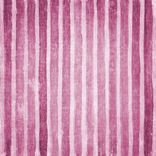 Click Props Backdrops Ruby Stripe Backdrop (5 x 5')