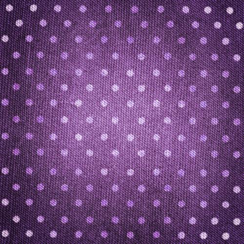 Click Props Backdrops Denium Dots Purple Backdrop (5 x 5')