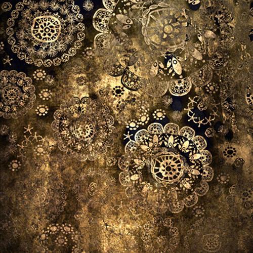 Click Props Backdrops Medieval Gold Backdrop (5 x 5')